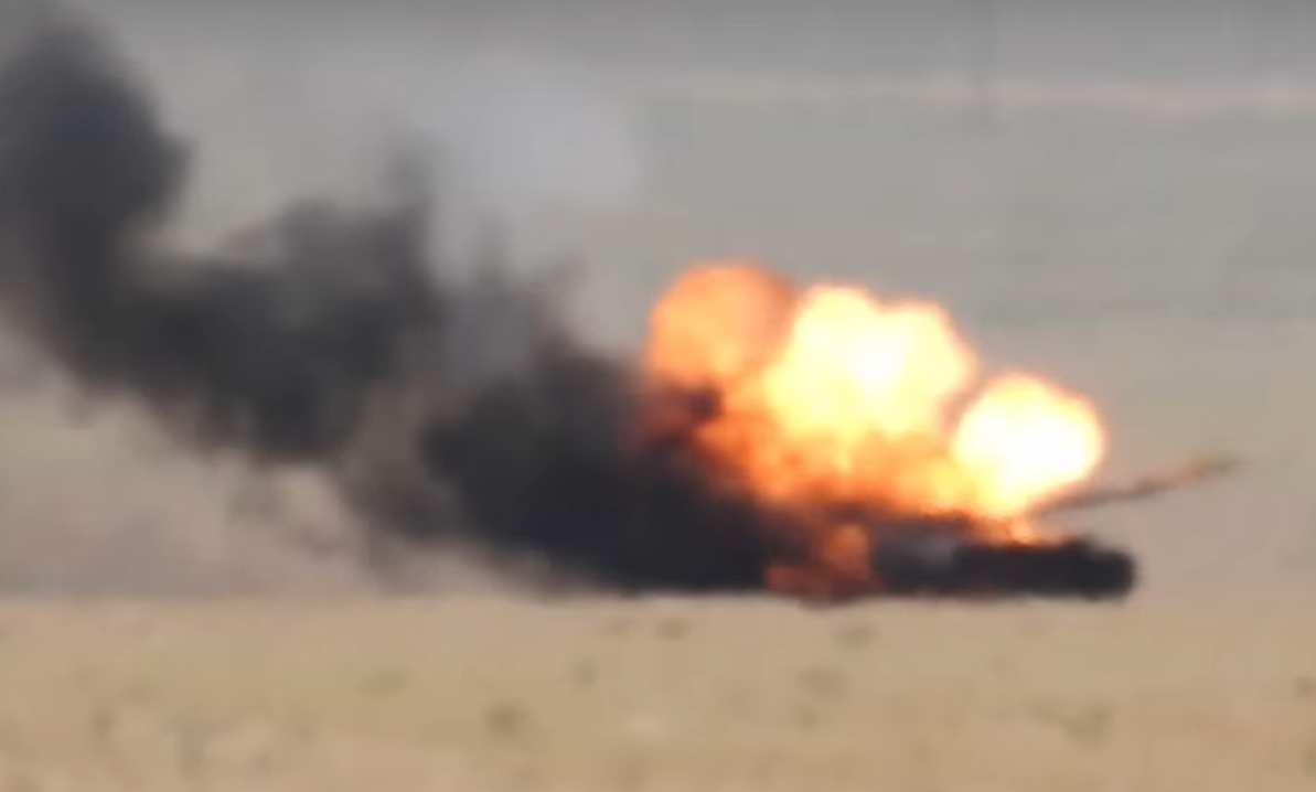 4турецких танка уничтожены вАлеппо, — курдское ополчение (ВИДЕО) | Русская весна