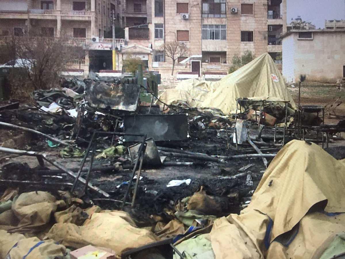 Погибшие в Алеппо медики будут представлены к госнаградам, — Путин | Русская весна