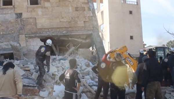 «Врачи без границ» обвинили в разрушении госпиталя верные Асаду войска | Русская весна