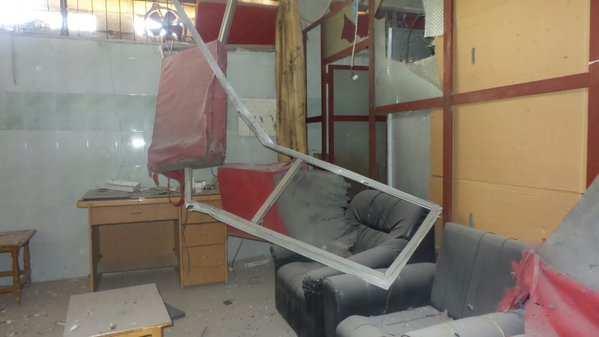 Посол Сирии в России обвинил американскую коалицию в уничтожении больницы | Русская весна