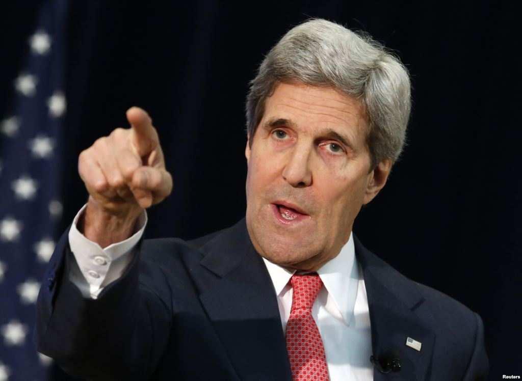 Керри пригрозил Асаду вводом в Сирию американских войск   Русская весна