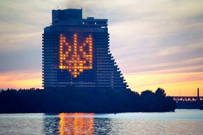 Самый известный отель Днепра взорвут для канала Discovery | Русская весна