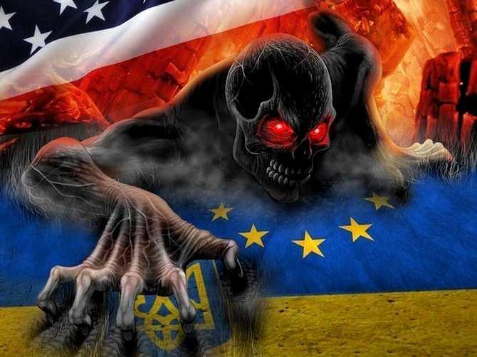 Украина: государство-шахид для войны с Россией | Русская весна