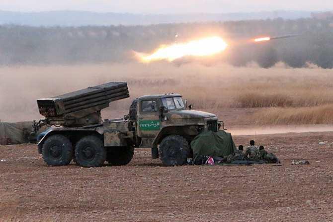 Сирийская армия пошла внаступление (ФОТО)   Русская весна