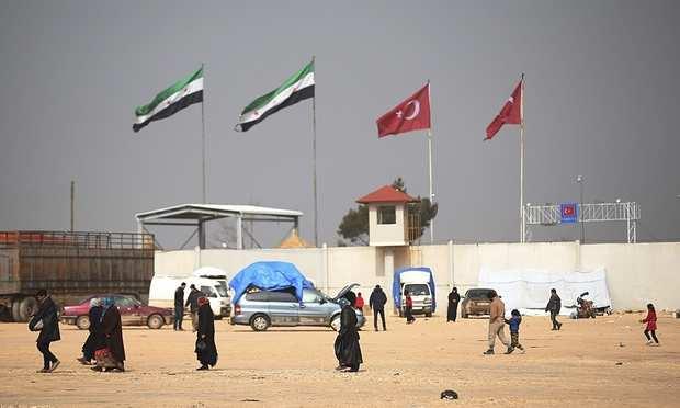 Перед решающей битвой за турецкую границу сотни террористов прибыли в Аазаз из Хамы и тысячи переброшены изТурции (ВИДЕО)   Русская весна