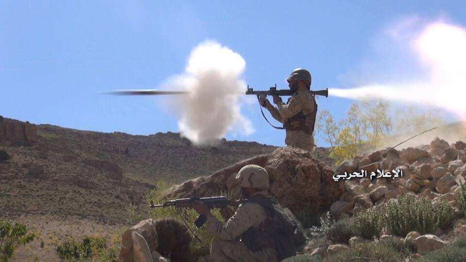 Битва засирийско-ливанскую границу подходит кконцу, боевики бегут вИдлиб (ВИДЕО)   Русская весна