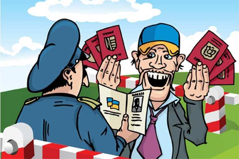 Украинский министр предлагает ввести уголовную ответственность задвойное гражданство сРоссией | Русская весна