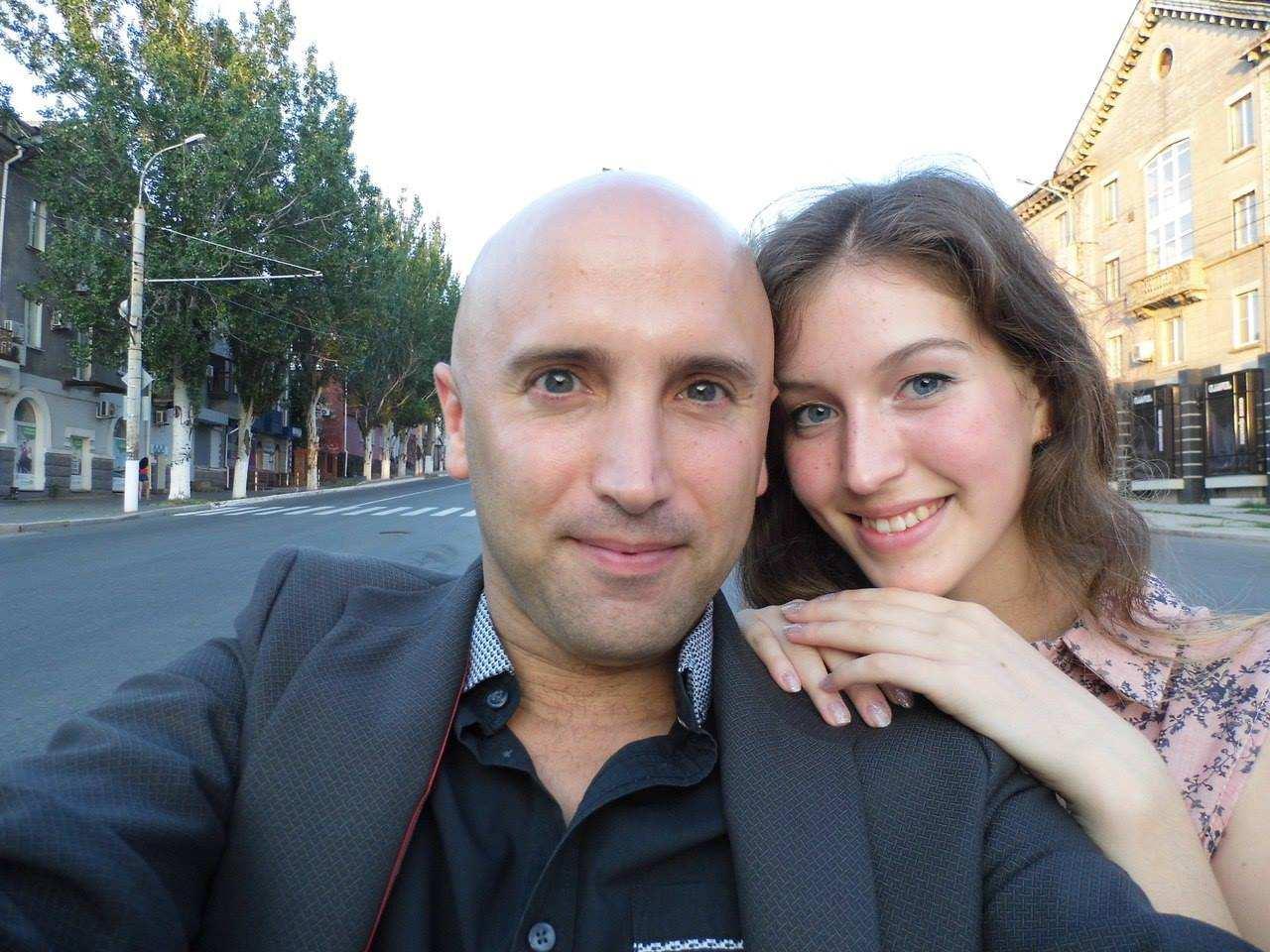 Грэм Филлипс женится на девушке из Луганска (ФОТО)   Русская весна