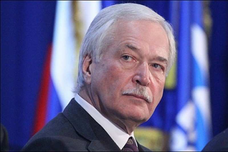 Почему Грызлов покинул заседание контактной группы вМинске   Русская весна