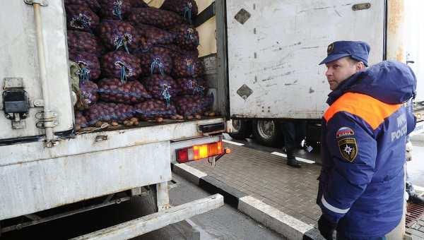 Россия вчетверг отправит вДонбасс 46-й конвой сгуманитарной помощью | Русская весна
