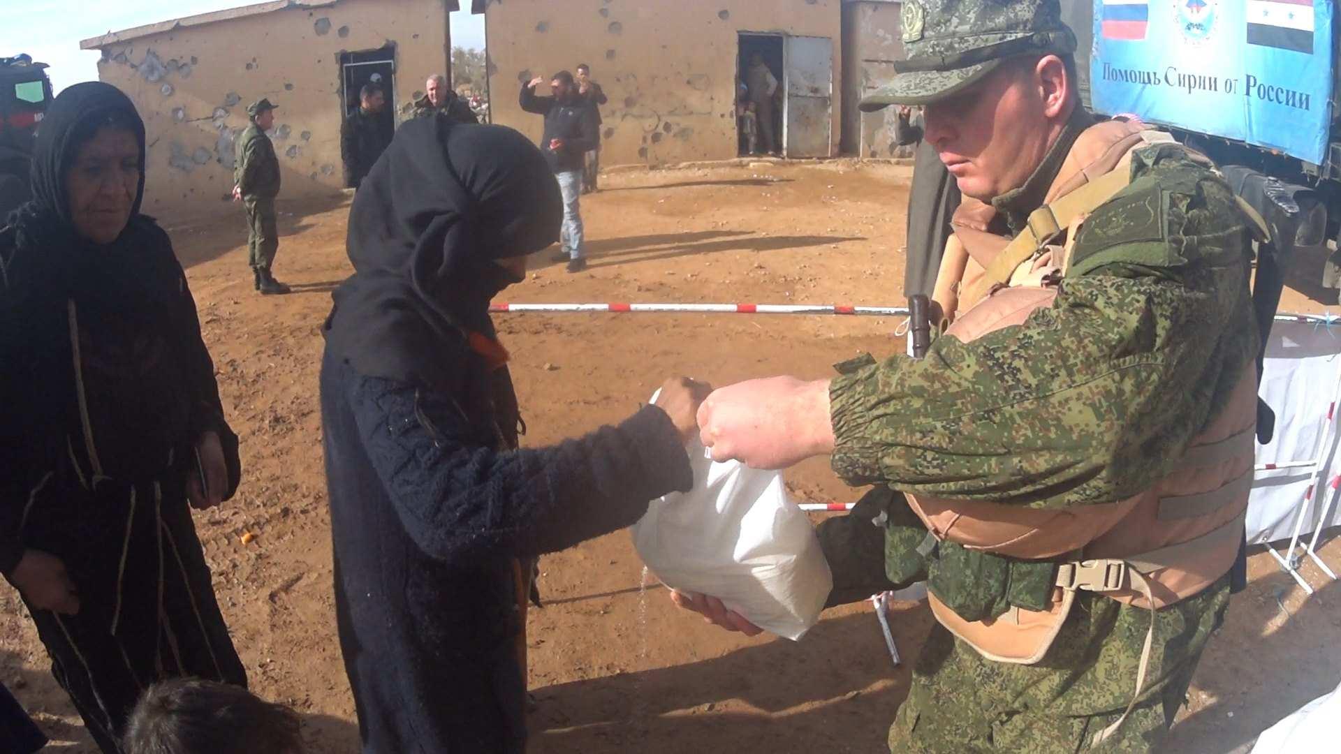 Сирия: Российские военные примиряют боевиков и Дамаск (ФОТО) | Русская весна