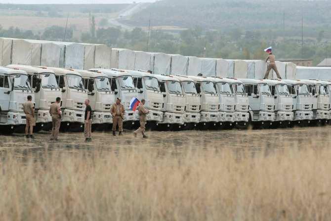 Гуманитарная колонна МЧС России отправится на Донбасс 18 июня | Русская весна