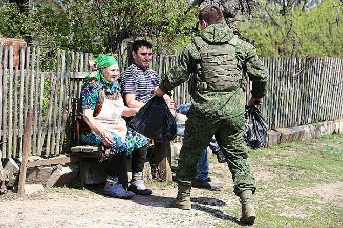 Донбасс теперь хочет от Украины одного — чтоб оставила в покое | Русская весна