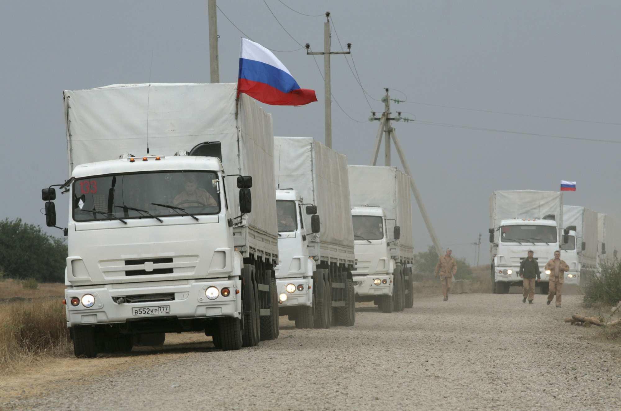 Гуманитарный конвой МЧС России прибудет в ЛНР 11 июня | Русская весна