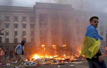 «Ожог» — фильм-расследование Аркадия Мамонтова (ВИДЕО)   Русская весна