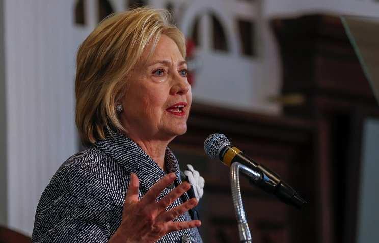 Хиллари Клинтон ждет от России «если не помощи, то хотя бы непротивления» по Сирии | Русская весна