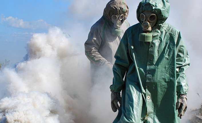 Химическая угроза: Боевики в Сирии готовы к применению смертельных газов | Русская весна