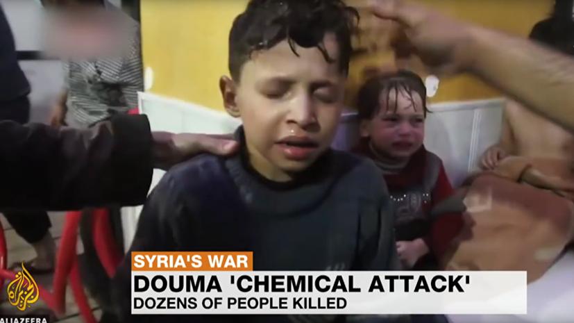 Интервью смальчиком, «убитым химатакой Асада», покажут Совбезу ООН, — постпред РФНебензя | Русская весна