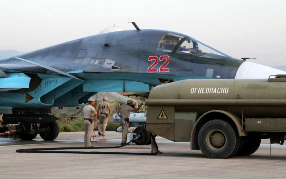 Пентагон: Мы не наносили удары по тем частям авиабазы, где могли быть ВКС РФ | Русская весна