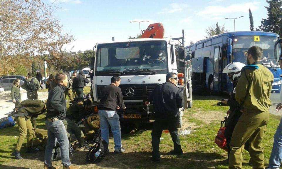 ИГИЛ взял на себя ответственность за теракт в Иерусалиме | Русская весна