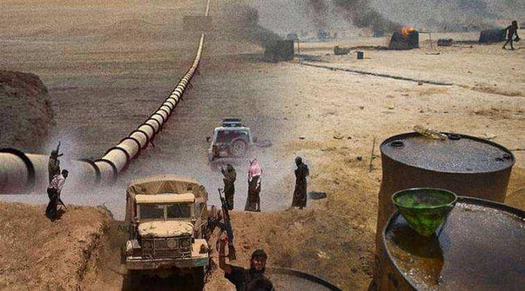 Появились новые доказательства «нефтяной» связи Турции с террористами (ВИДЕО) | Русская весна
