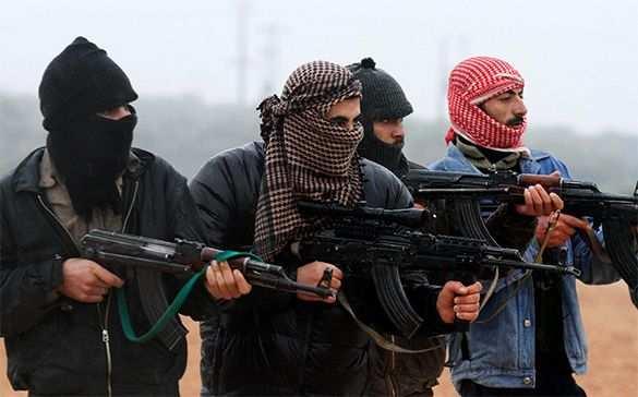 Боевики ИГИЛ пытались захватить военный аэродром вблизи Дамаска | Русская весна
