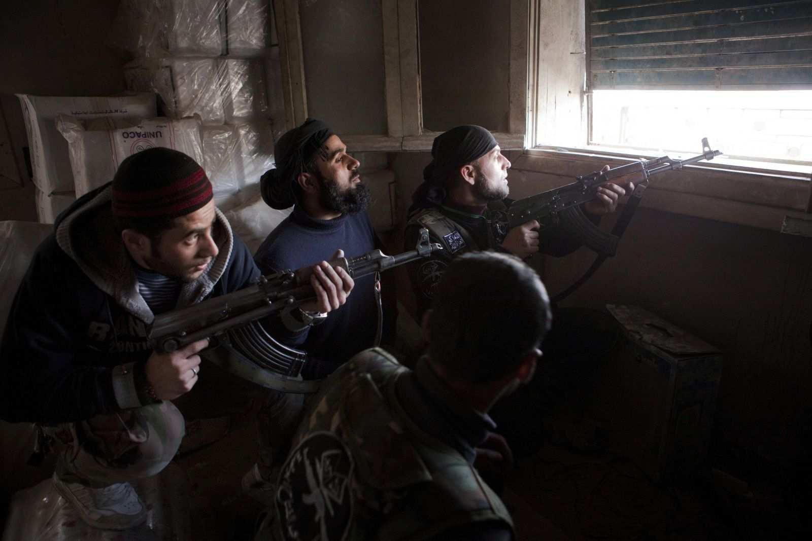 Сирийским боевикам озвучен приговор: «непримиримой оппозиции» грозит уничтожение | Русская весна