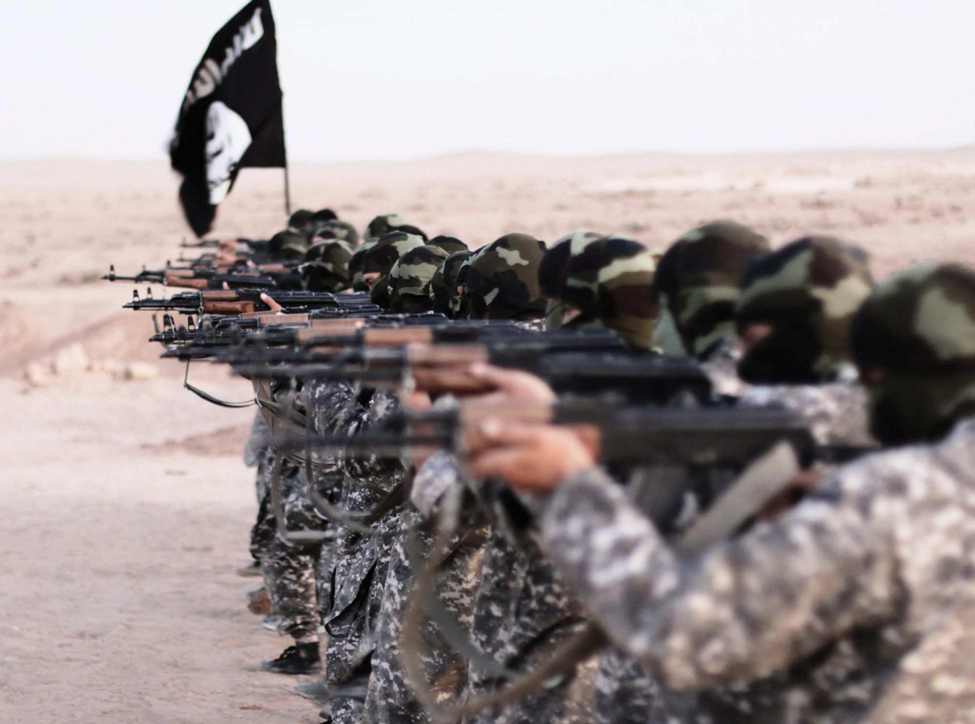 Эксперты подтвердили факт использования иприта вИраке боевиками ИГИЛ | Русская весна