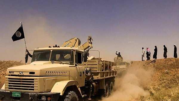 Американская разведка сообщила о создании ИГИЛ химического оружия | Русская весна