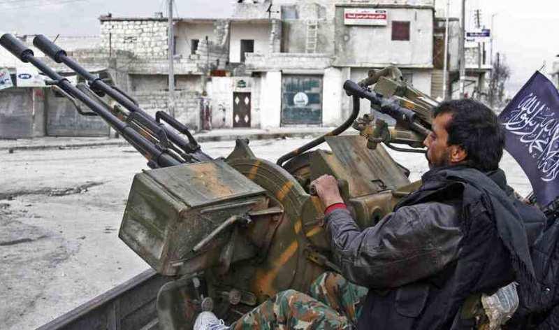 Террористы ИГИЛ обстреляли Дейр эз-Зор, погибли трое детей | Русская весна