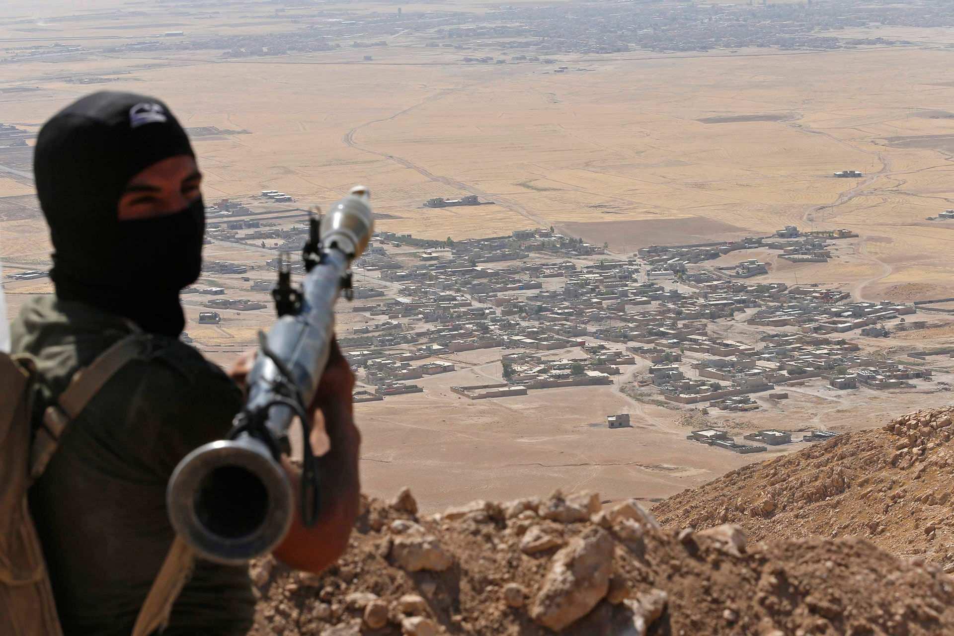 «Правую руку» главаря ИГИЛ ликвидировали в Ираке | Русская весна