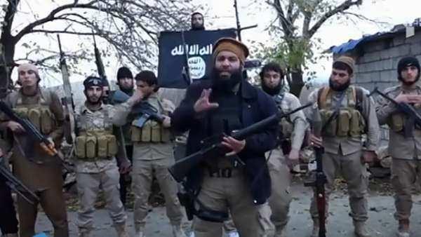 Во время атаки на военный аэродром пособники ИГИЛ самоликвидировались | Русская весна