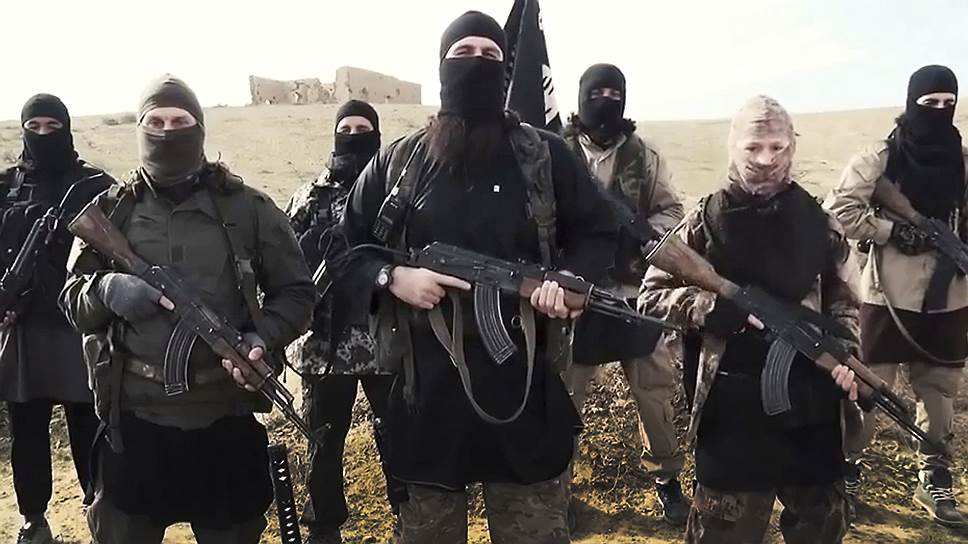 ИГИЛ переносит свои штабы из-за ударов российской авиации (ВИДЕО) | Русская весна