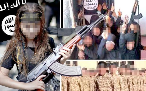 Новые шокирующие зверства ИГИЛ: 12-летняя девочка казнила пять женщин в Ираке (ФОТО) | Русская весна