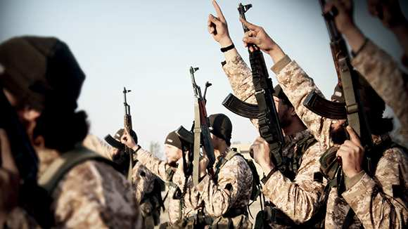 В Сирии воюют 5000 боевиков из ЕС | Русская весна