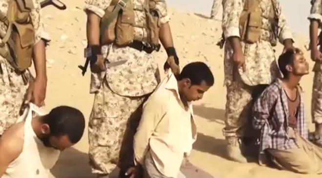 Боевики ИГИЛ опубликовали новое видео с казнью заложников | Русская весна