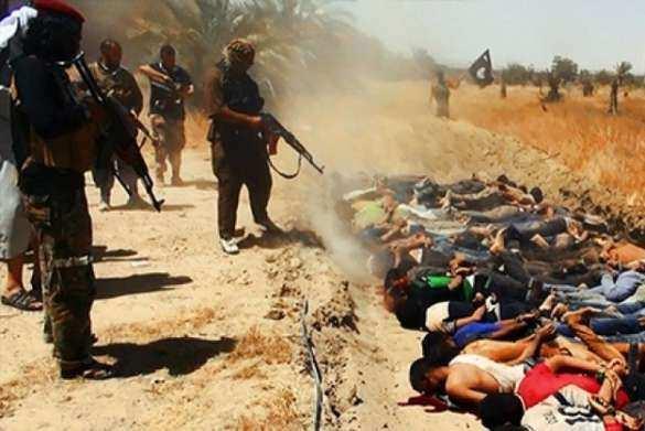 Террористы ИГИЛ казнили 175похищенных рабочих цементного завода под Дамаском | Русская весна