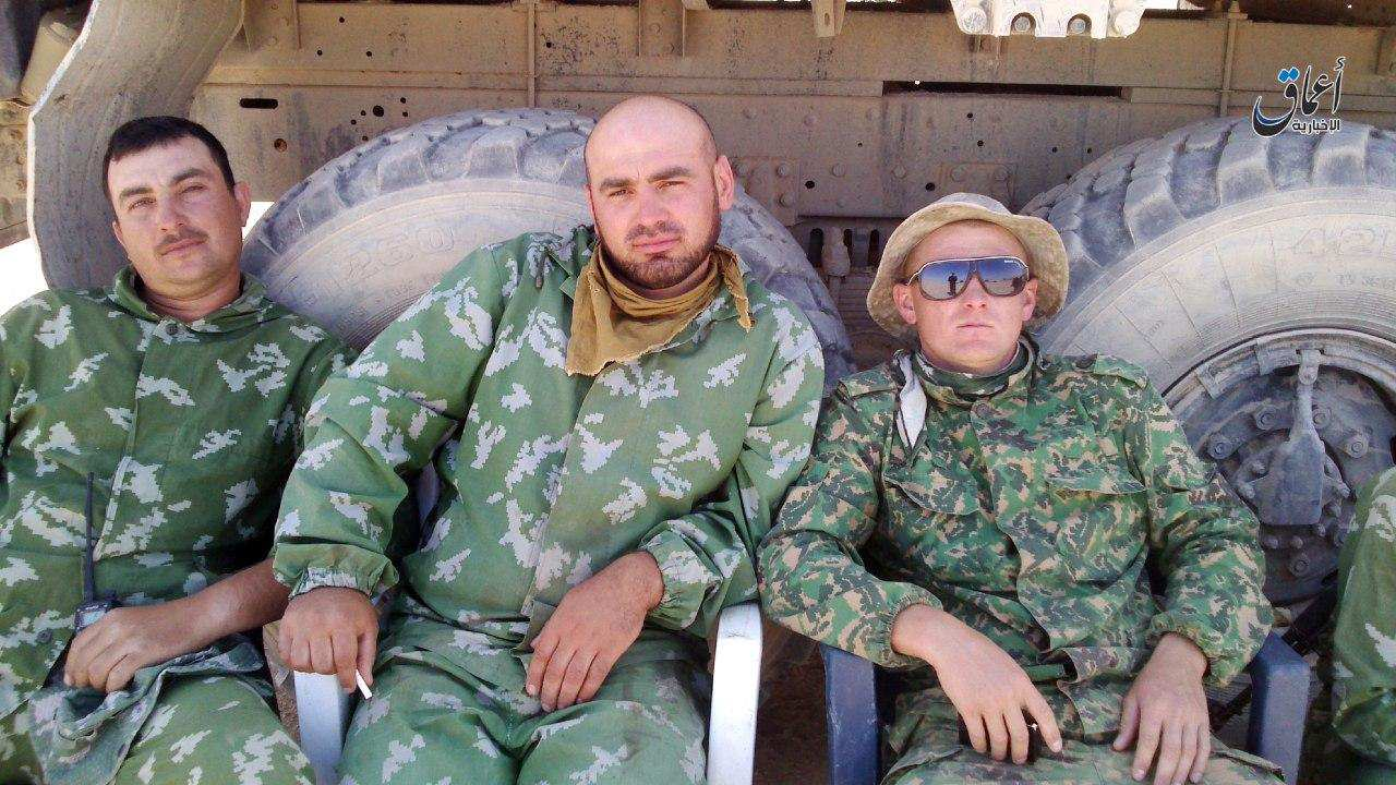 Стало известно, откуда у ИГИЛ фото российских военных, якобы убитых в Сирии (ФОТО)   Русская весна