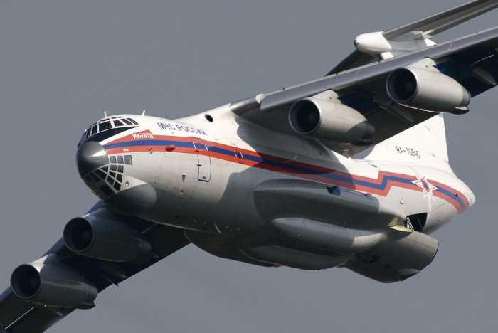 Самолет МЧС вылетел в Новороссию, чтобы забрать тяжело больных детей | Русская весна