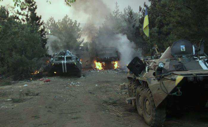 Украинаофициально обвинила Россию вИловайском котле | Русская весна