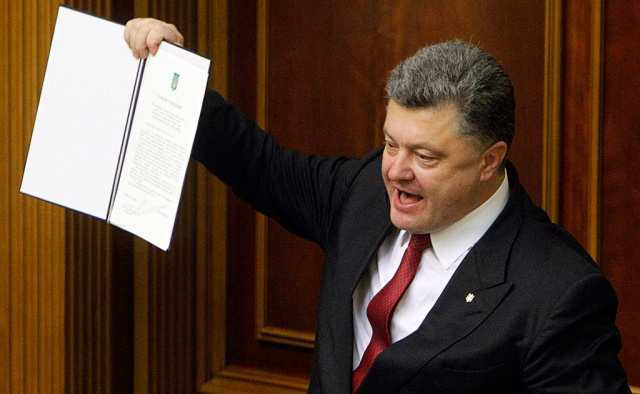 По шею в крови и помоях компромата: грызня за власть на Украине выходит на новый уровень (ВИДЕО) | Русская весна