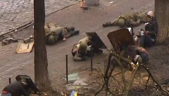 Суд приобщил к делу Януковича видеозапись о грузинских снайперах на Майдане | Русская весна