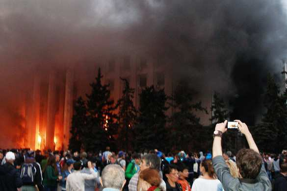 Организаторы убийств в Одессе установлены и будут наказаны, — власти Севастополя | Русская весна