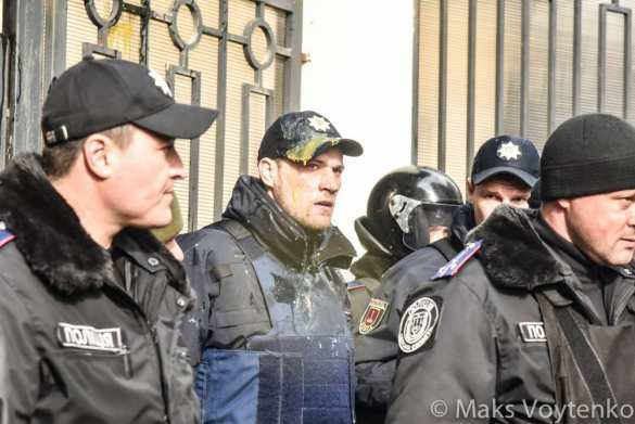 Одесситы дали сдачи националистам (ФОТО) | Русская весна