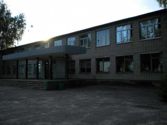 ВСУ обстреляли территорию школы в северном пригороде Горловки   Русская весна