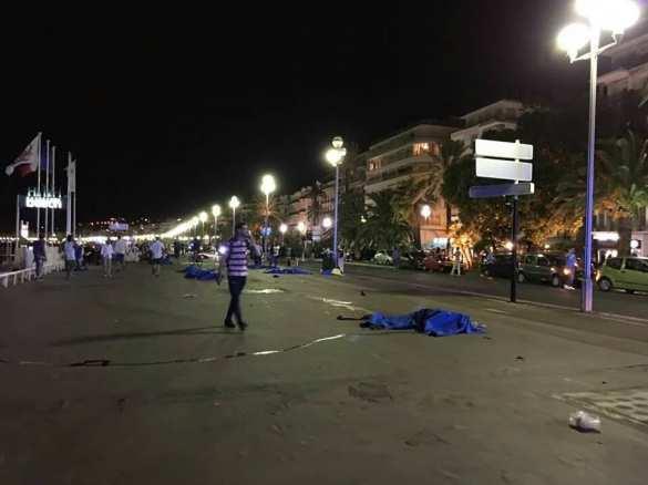 В ИГИЛ взяли на себя ответственность за теракт в Ницце | Русская весна
