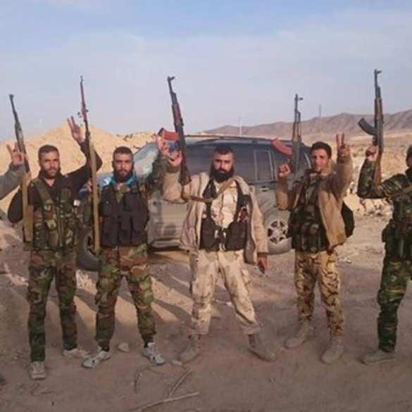 При поддержке ВКС РФ «Тигры» освобождают 2 города на юге Ракки и прорываются на30км к Дейр Зор | Русская весна