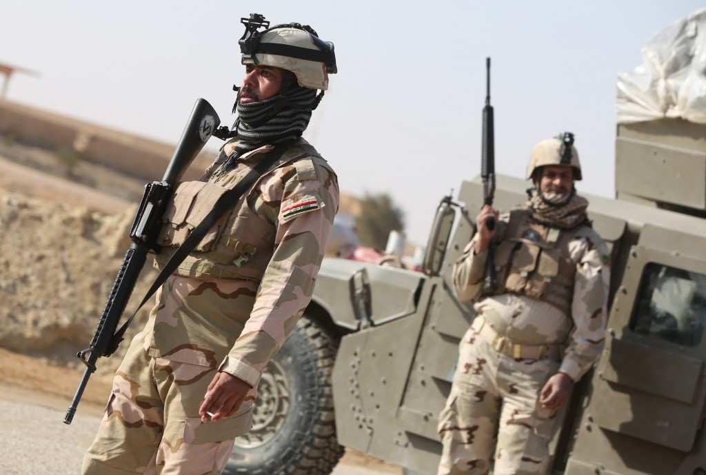 В Ираке военные начали наступление на районы, занятые ИГИЛ | Русская весна