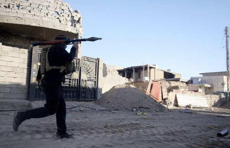 СРОЧНО: В Ираке заявили об освобождении Эр-Рамади от боевиков ИГИЛ | Русская весна