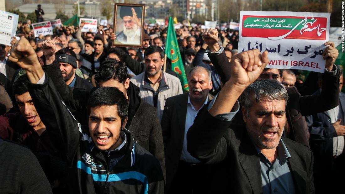 Иранцы опасаются, что их страну ждёт судьба Сирии, — Wall Street Journal | Русская весна
